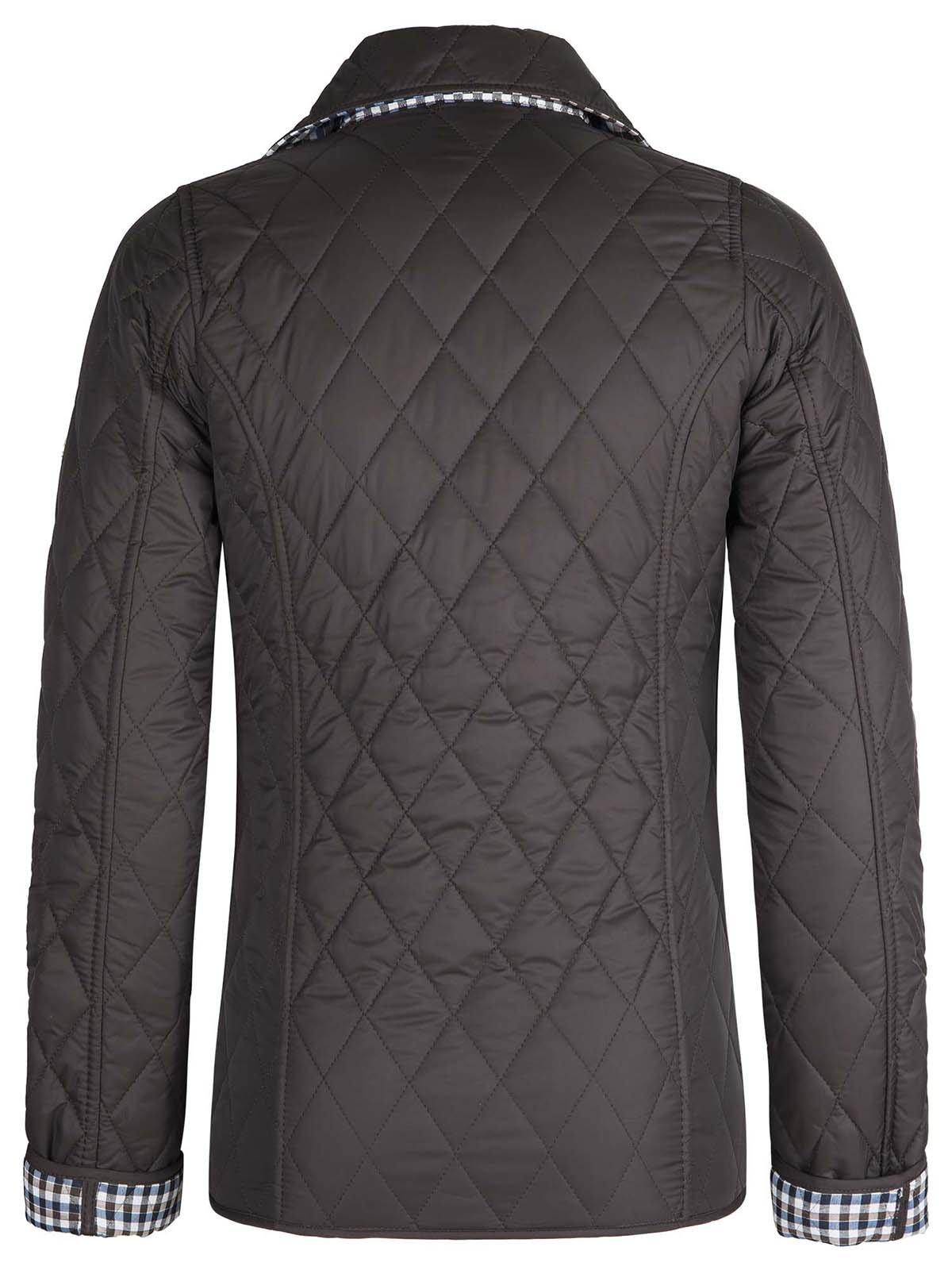 Куртка коричневая   2783571   фото 4