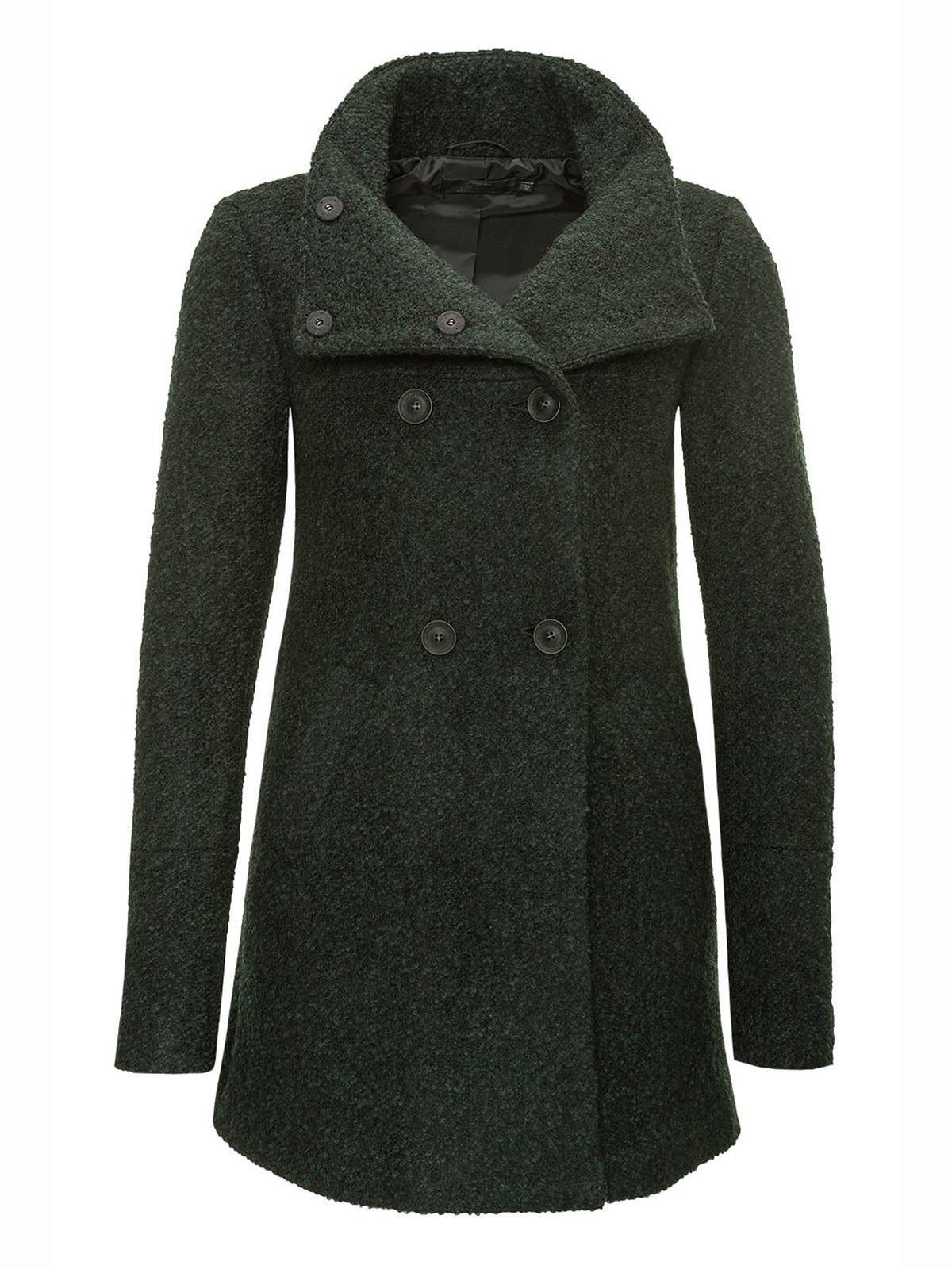 Пальто чорне | 2827813