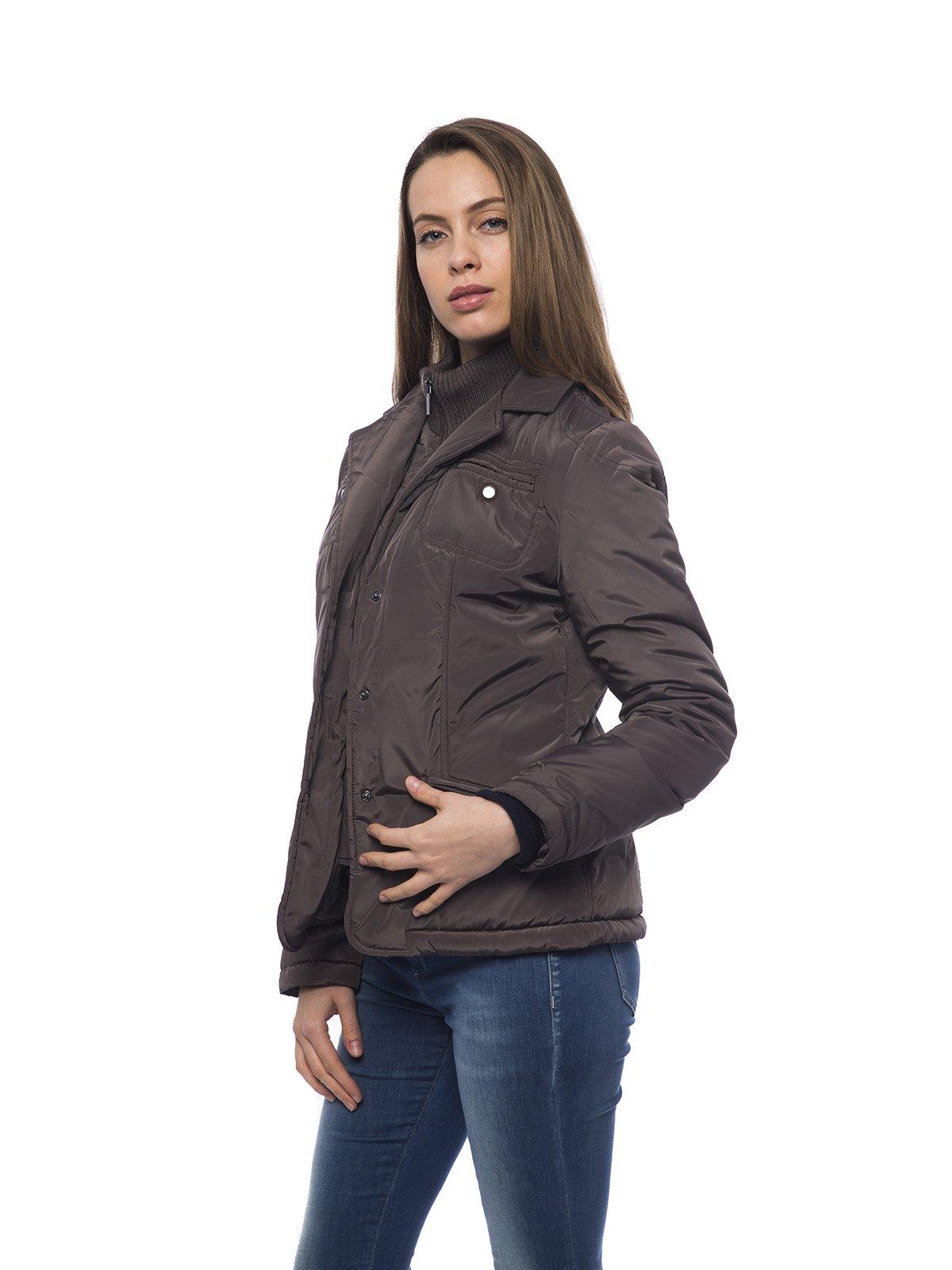 Куртка коричневая | 2716680 | фото 2