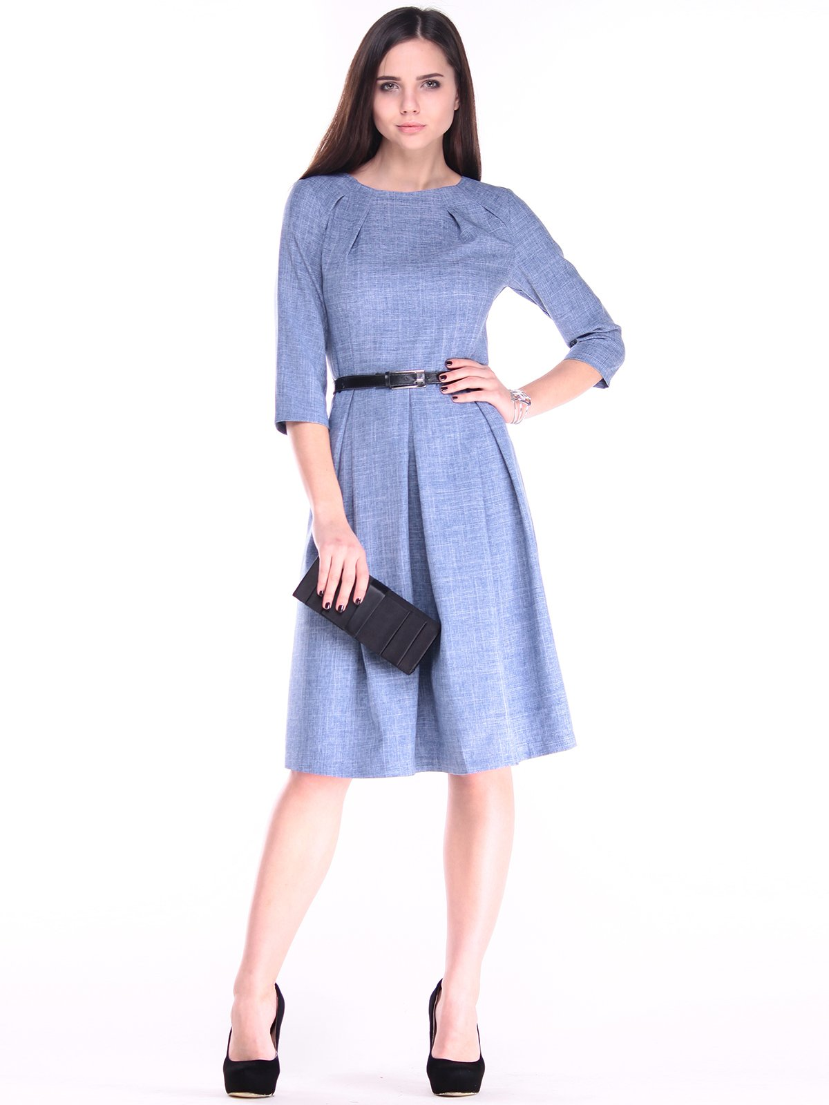 Платье светло-сиреневое | 2852980