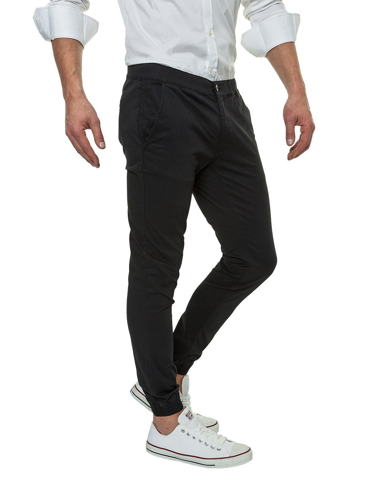 Штани чорні | 2858115