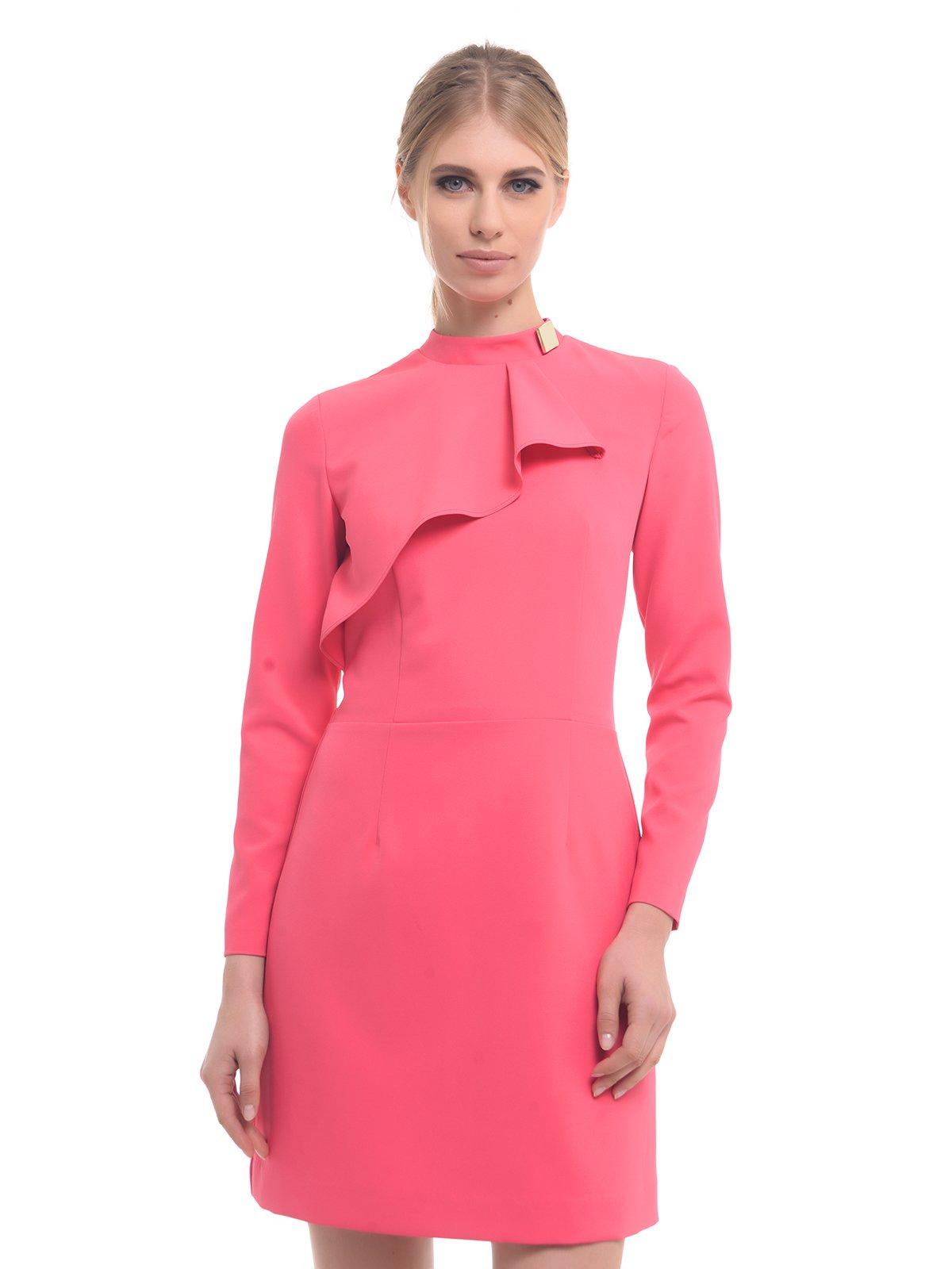 Платье розовое | 2878564