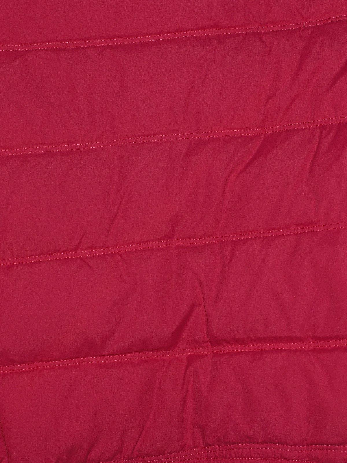 Пуховик розовый   2837987   фото 6