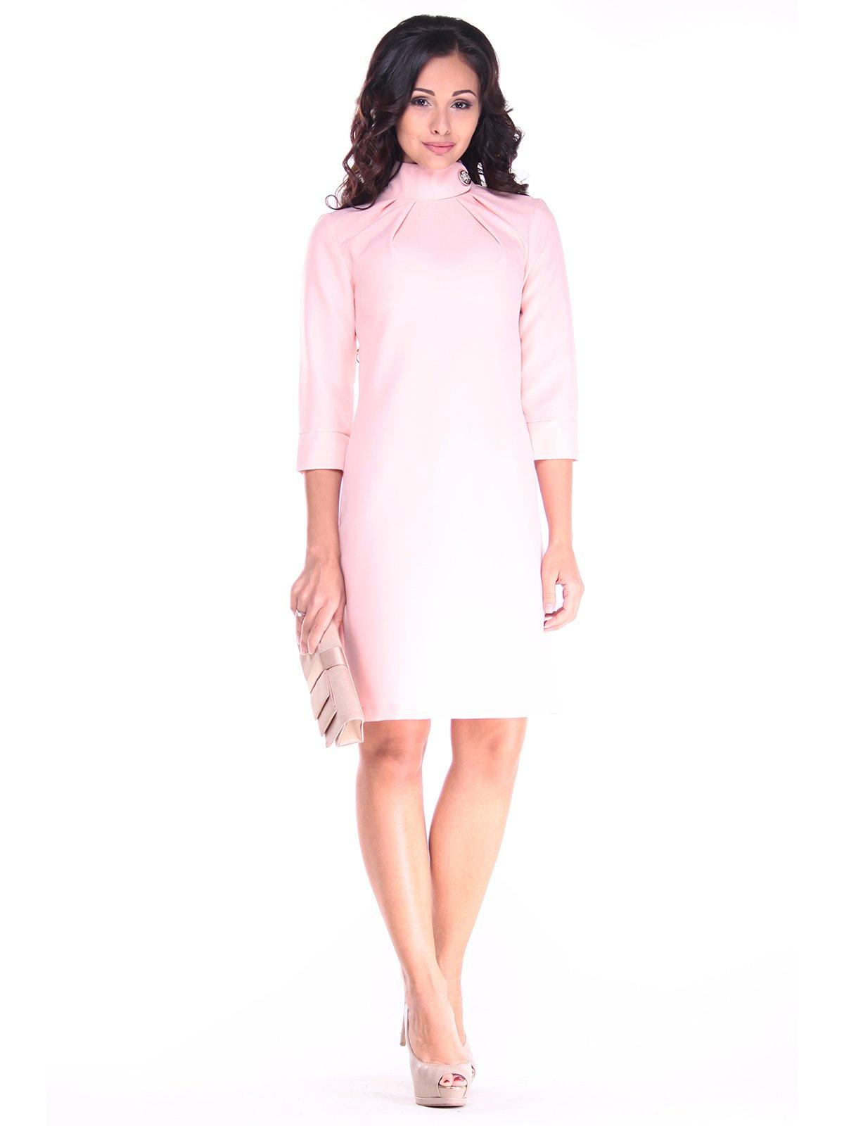 Сукня ніжно-персикова | 2893919
