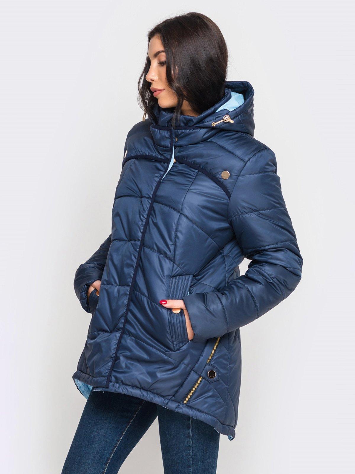 Куртка синяя | 2897140