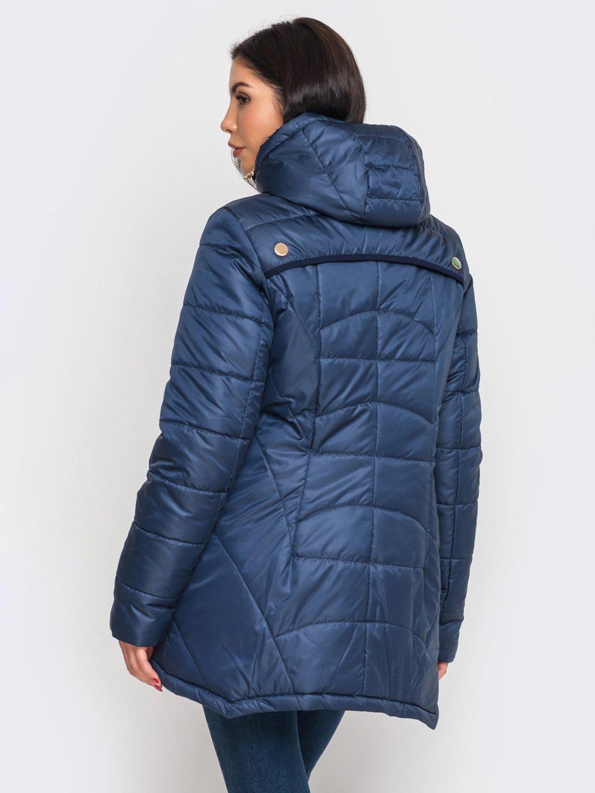 Куртка синяя | 2897140 | фото 2