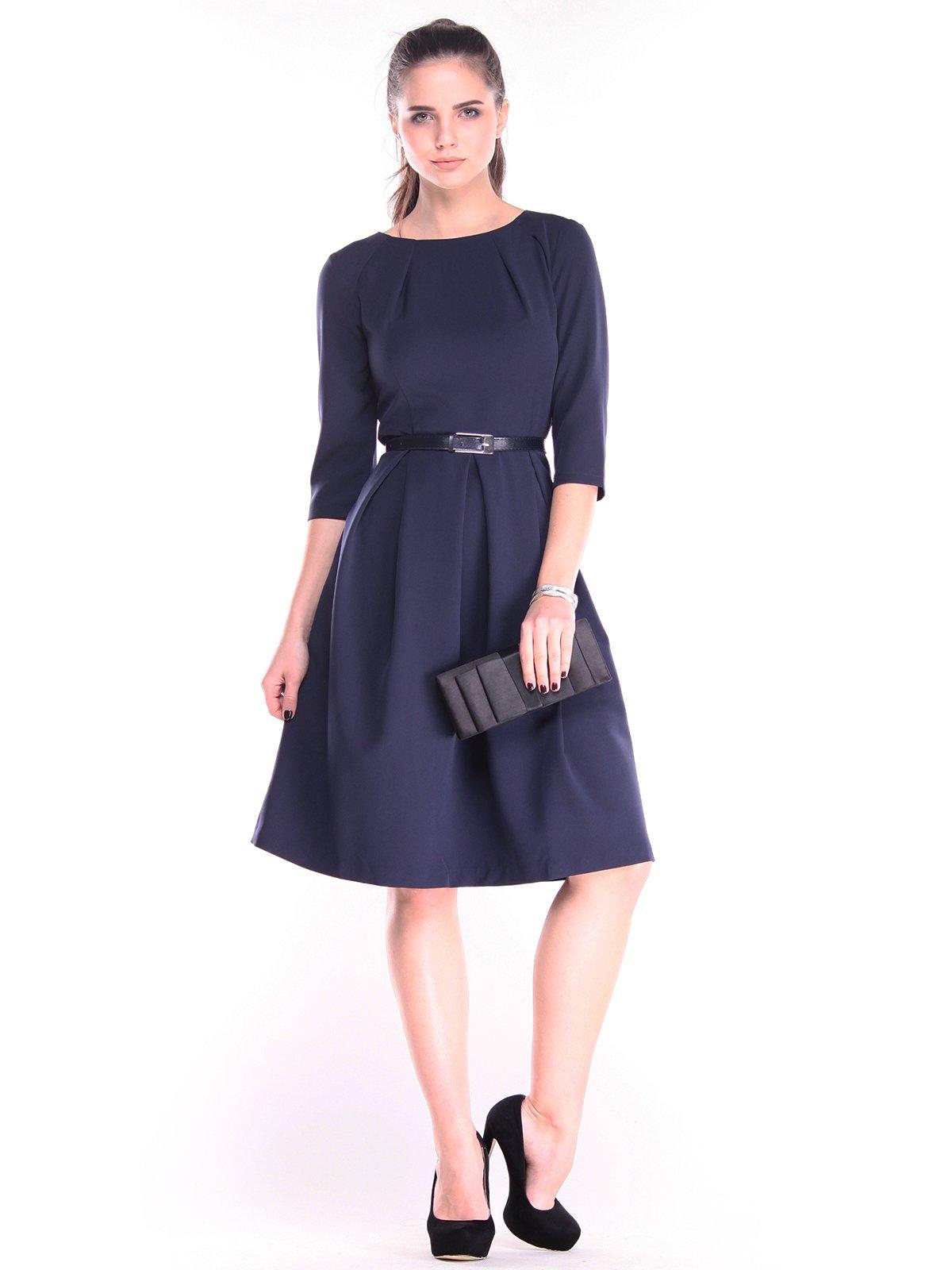 Сукня темно-синя | 2844944