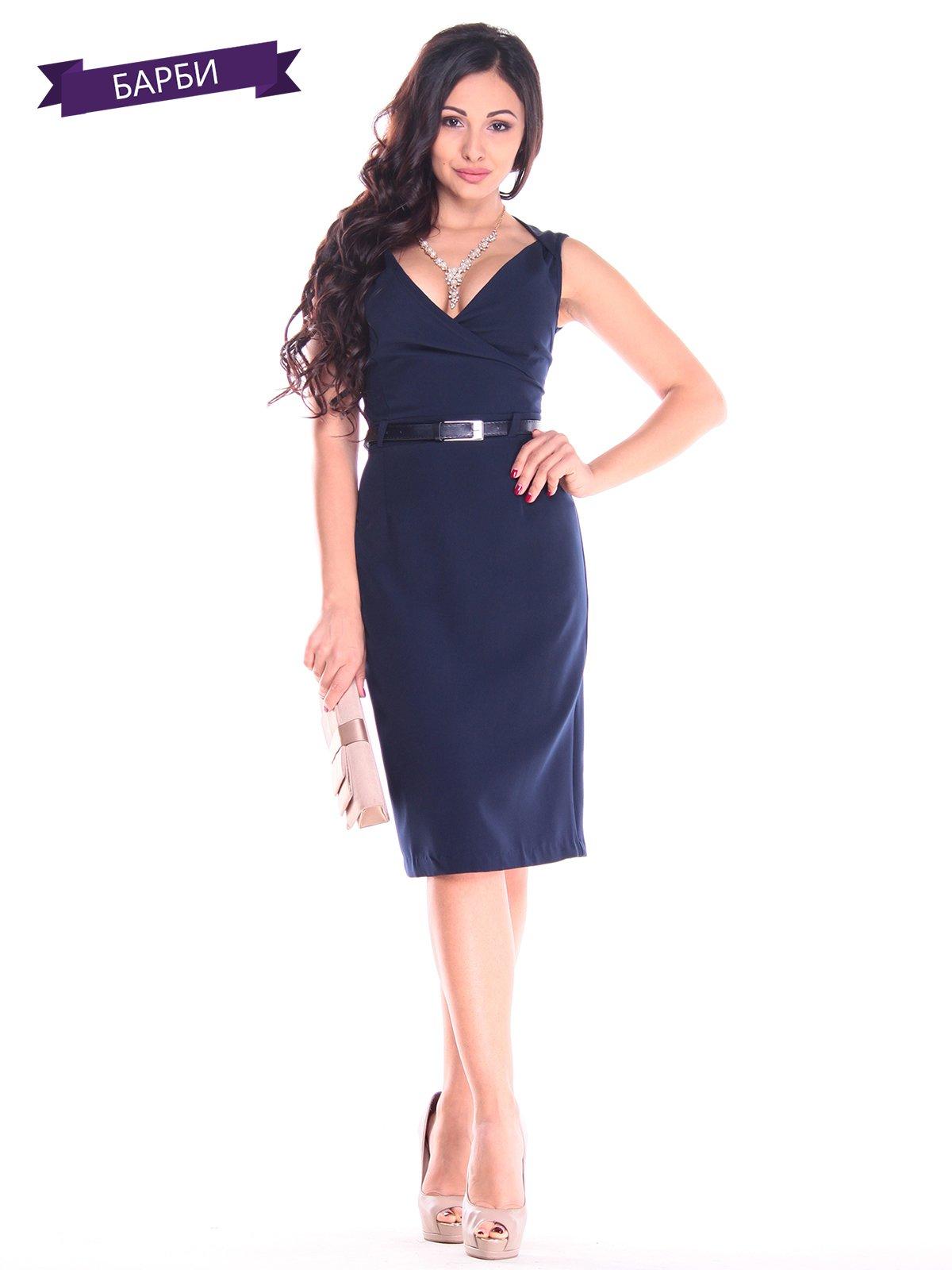 Сукня-сарафан синя | 2763180