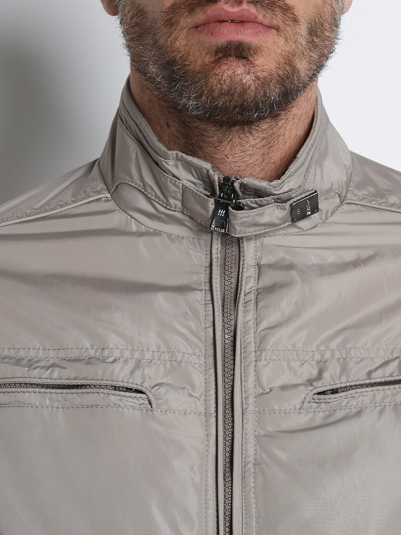Куртка серая | 2916375 | фото 3