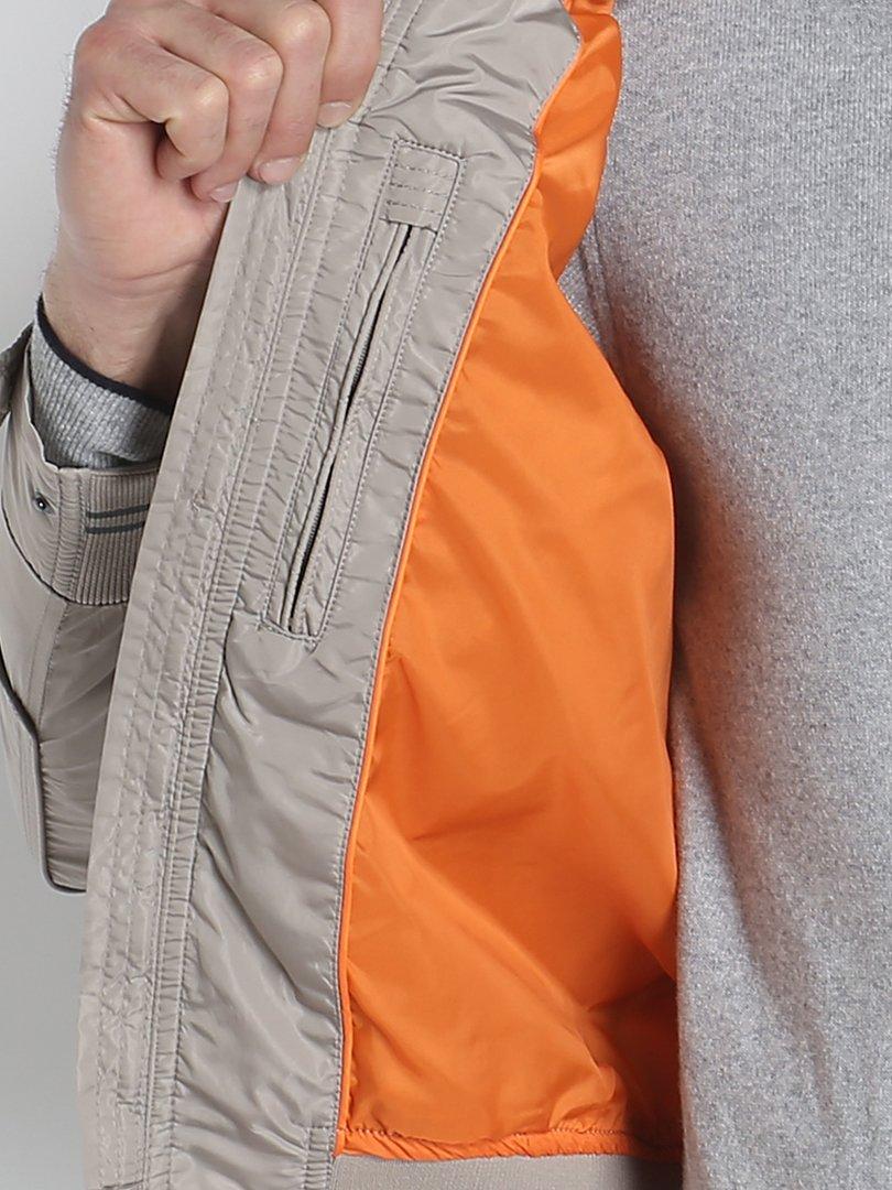 Куртка серая | 2916375 | фото 5
