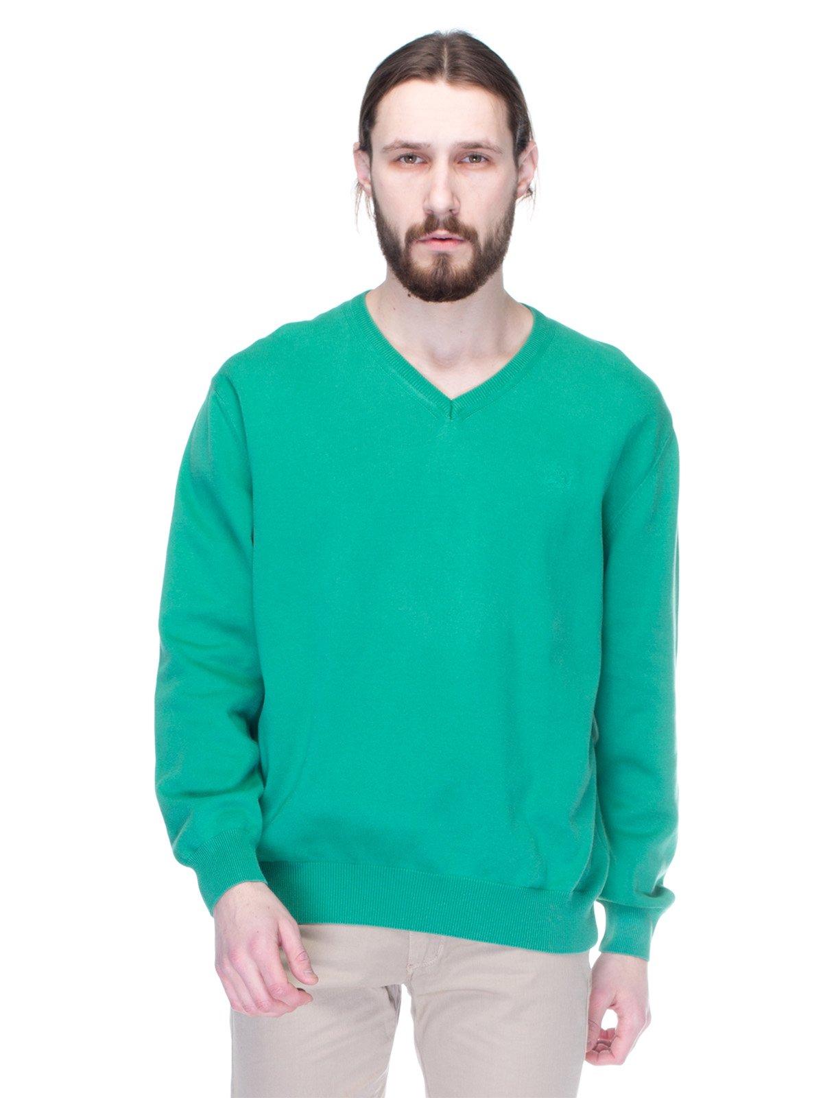 Пуловер зелений   1353712