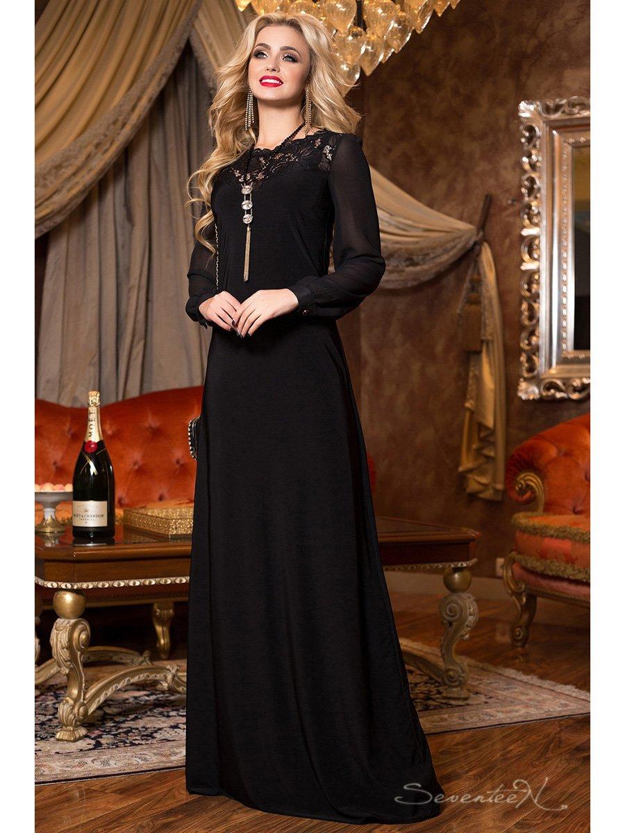 Платье черное | 2891226