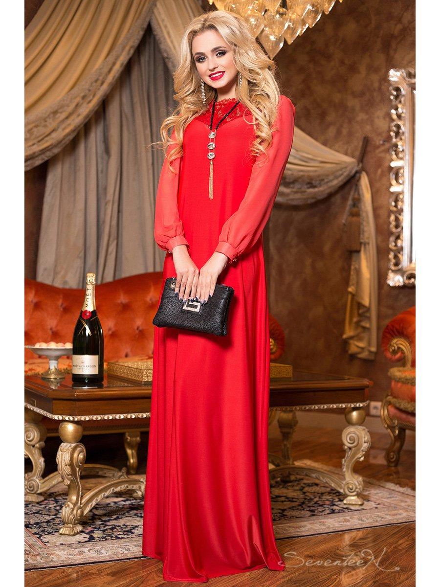 Сукня червона | 2891228 | фото 3