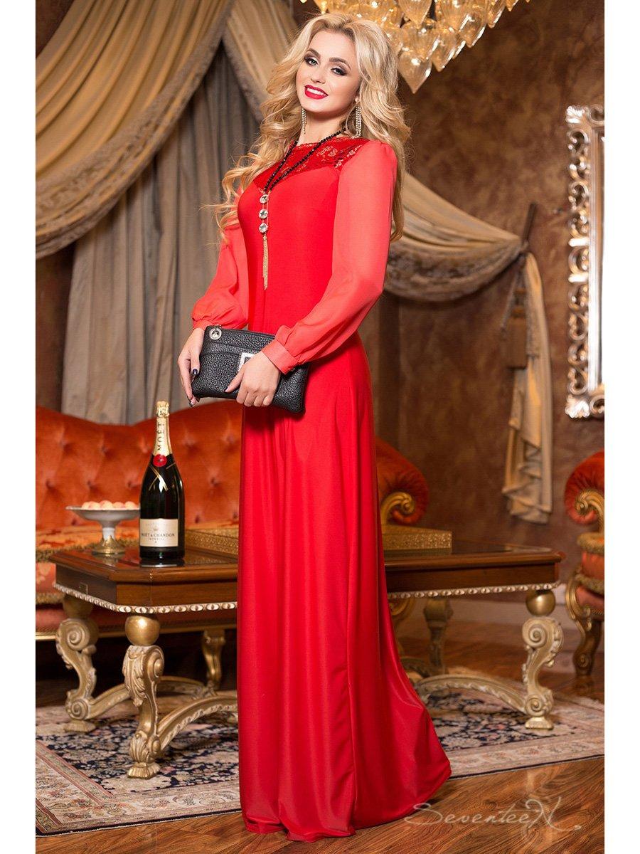 Сукня червона | 2891228 | фото 4
