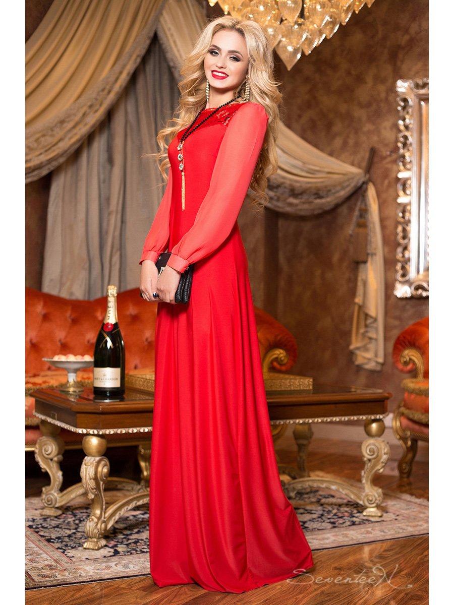 Сукня червона | 2891228 | фото 5