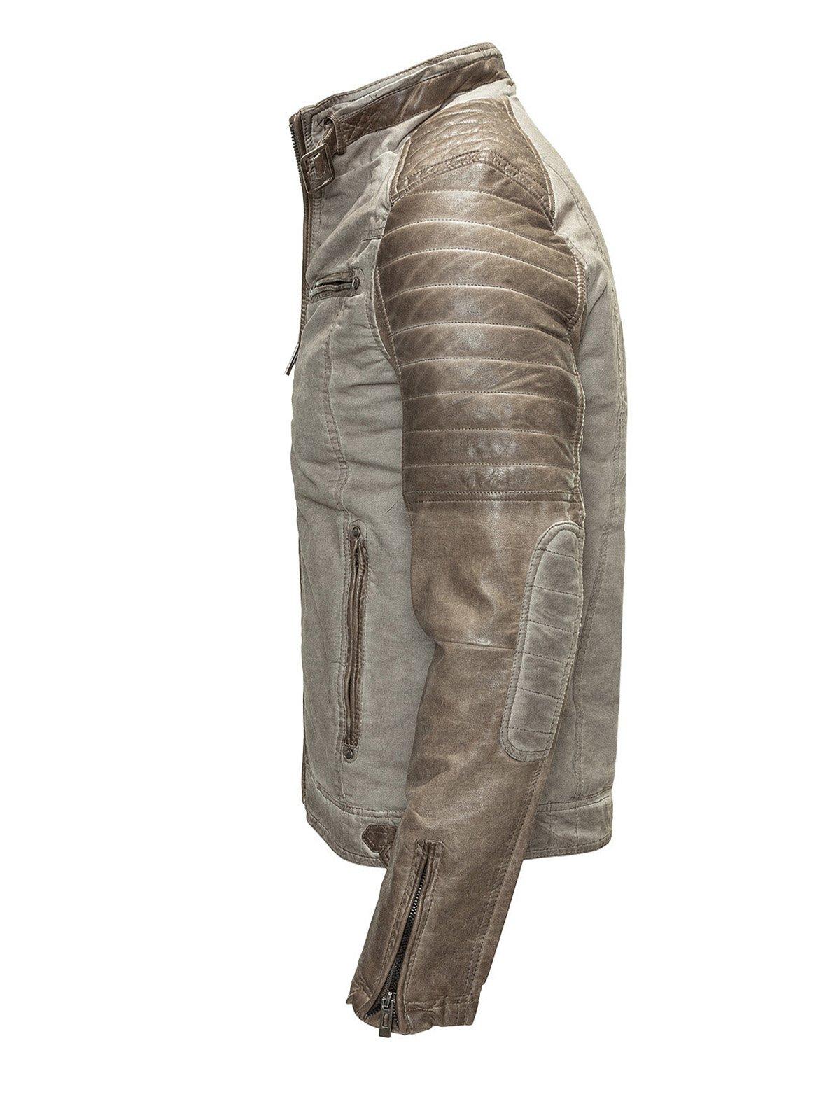 Куртка светло-коричневая | 2919216 | фото 2