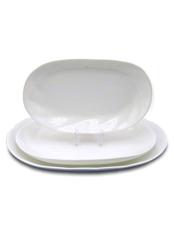 Блюдо овальне (24,5х16 см) | 2898584