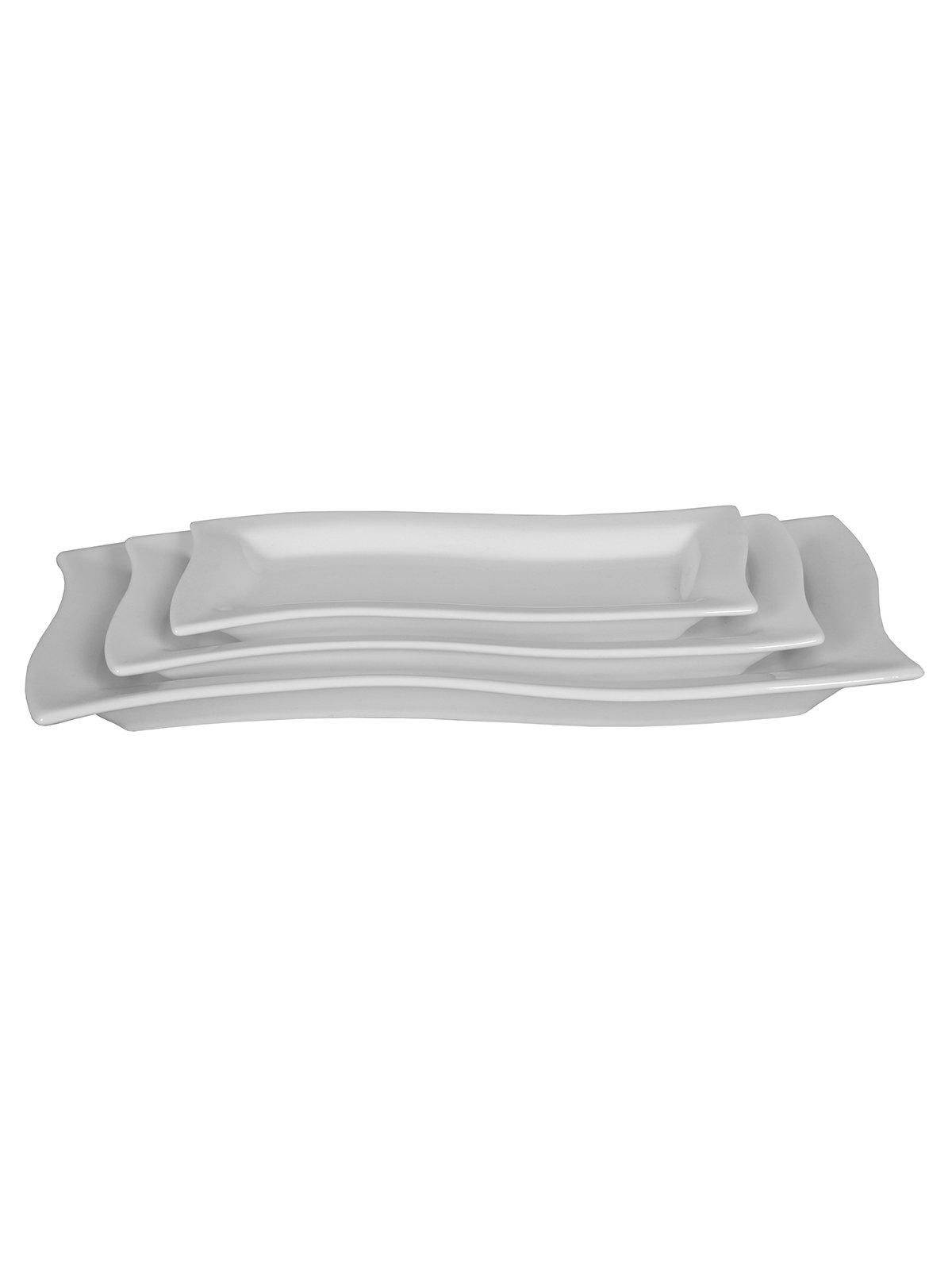 Блюдо прямокутне (26х12 см) | 2898589