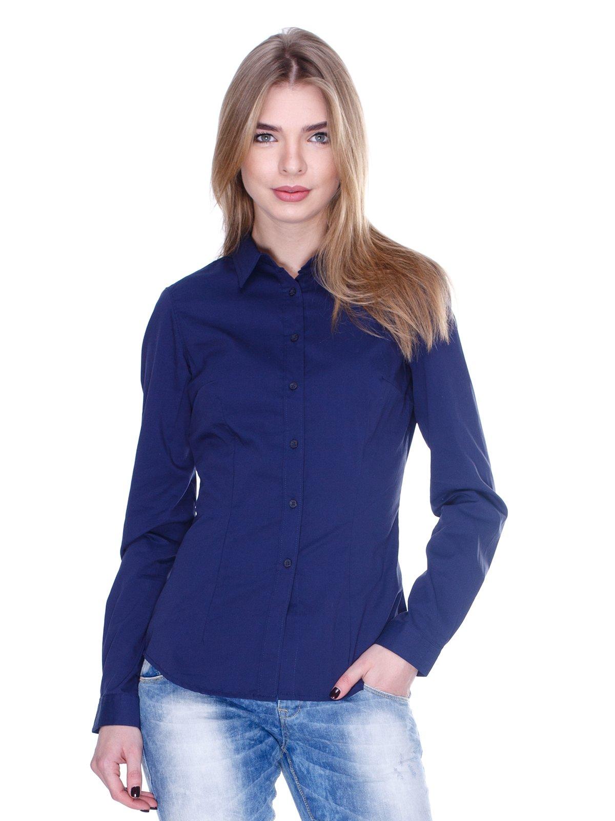 Блуза синя   2325805