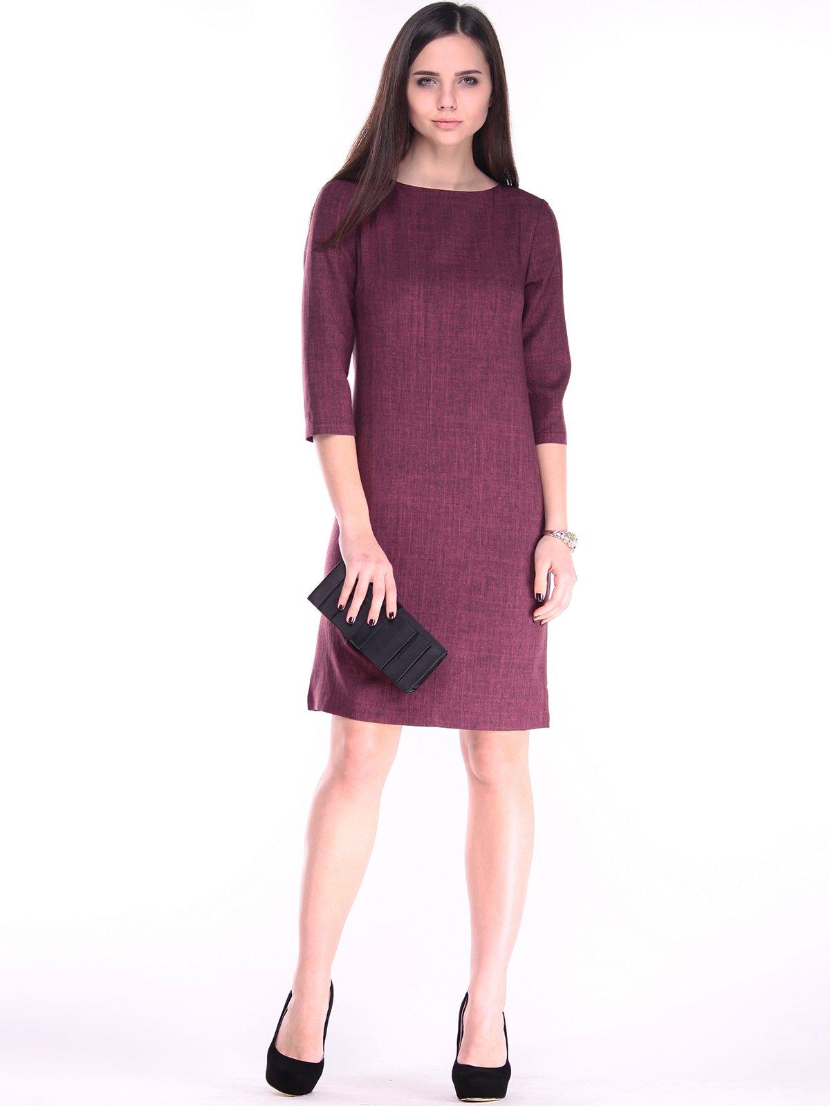 Платье сливовое | 2870770