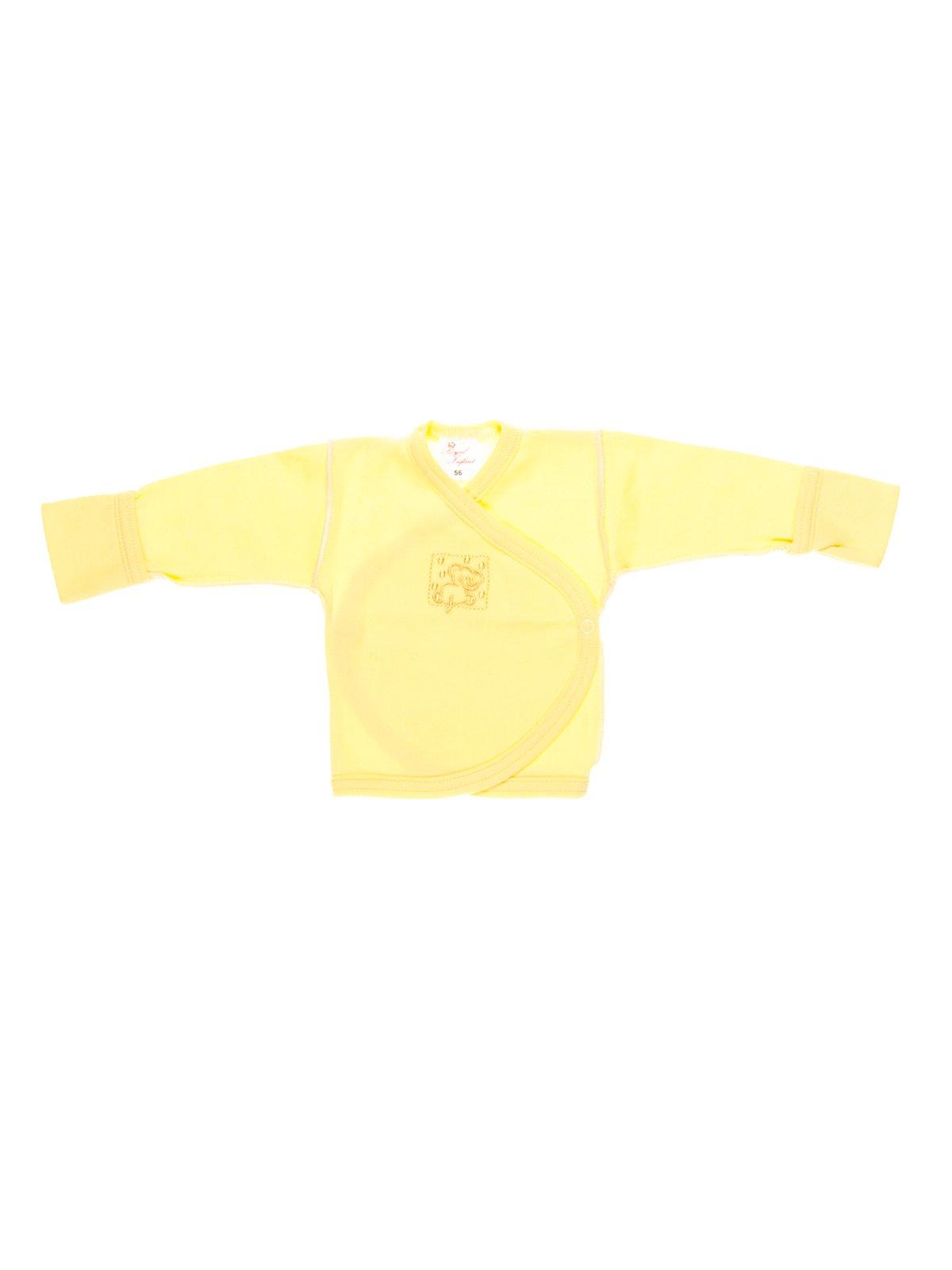 Распашонка желтая | 2929967