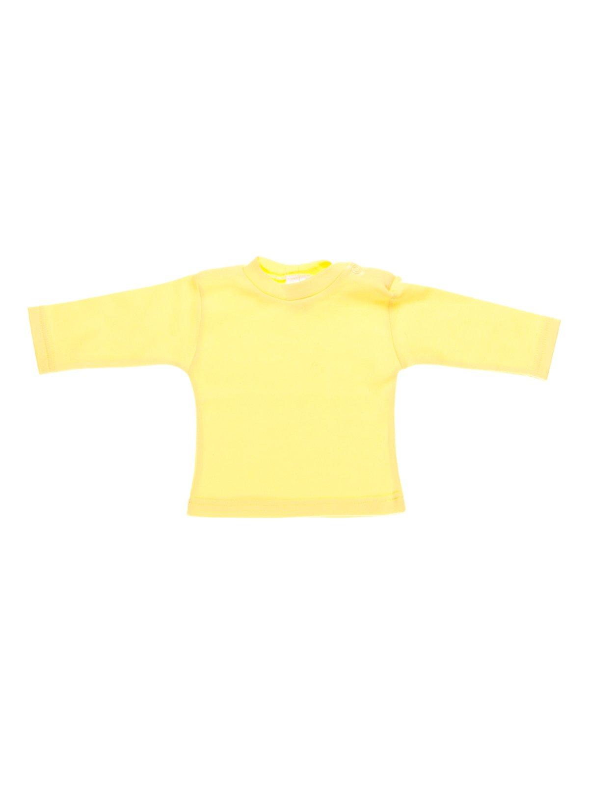 Джемпер желтый   2930128