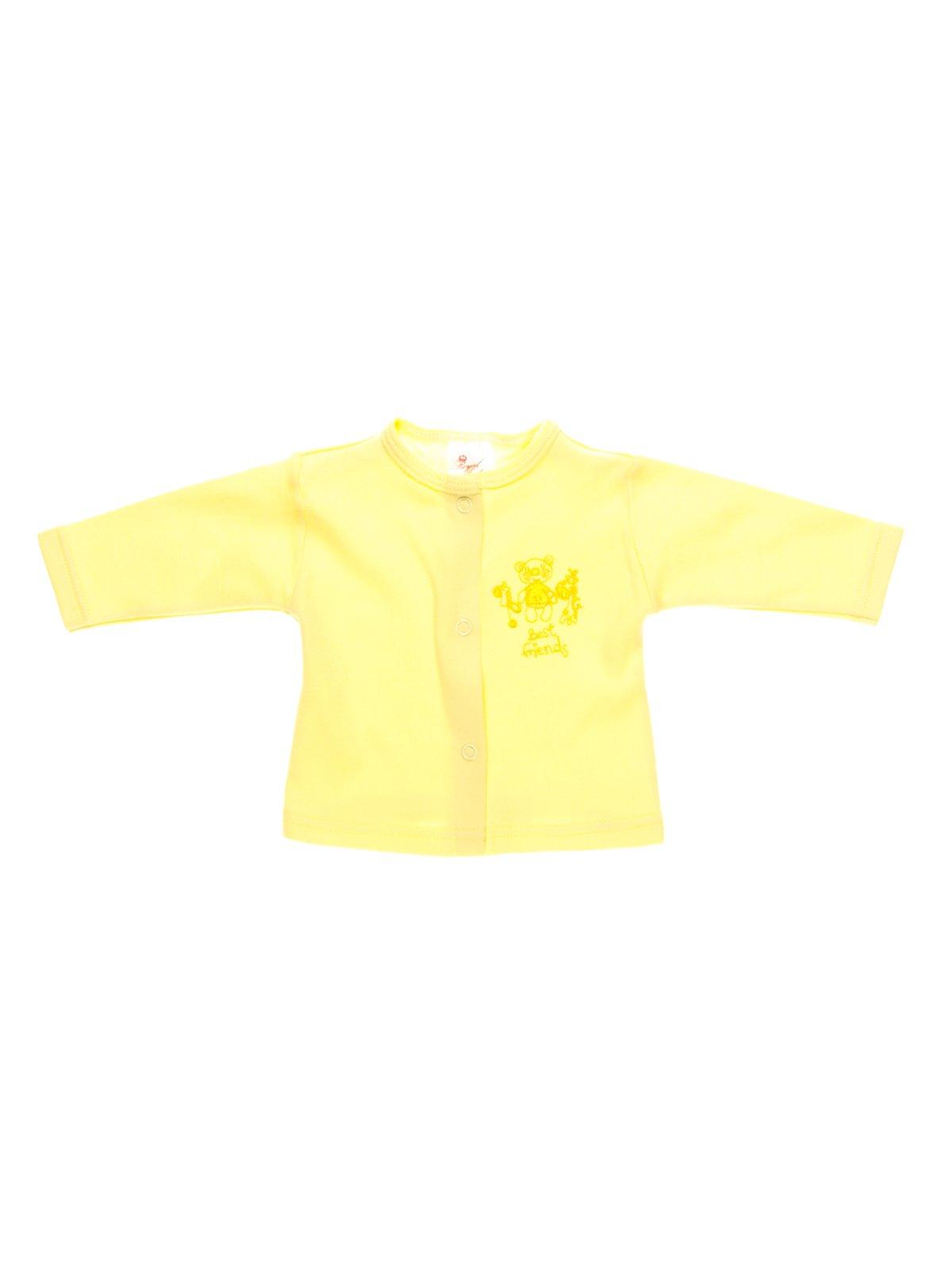 Кофта желтая   2930045