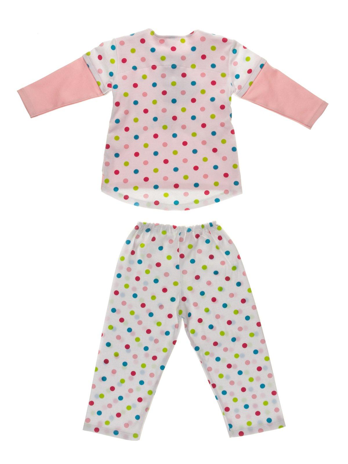 Пижама: джемпер и брюки   2929839   фото 2