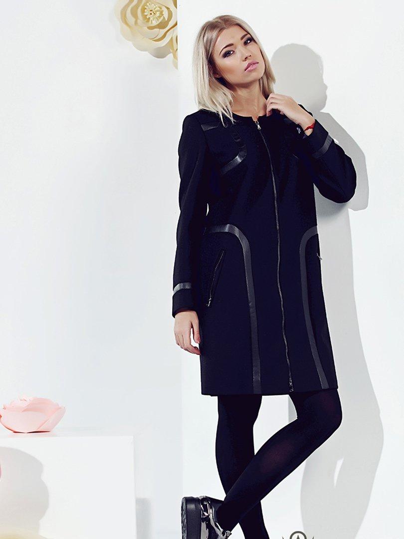 Пальто черное | 2669050