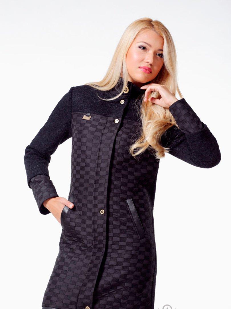 Пальто черное | 2045339