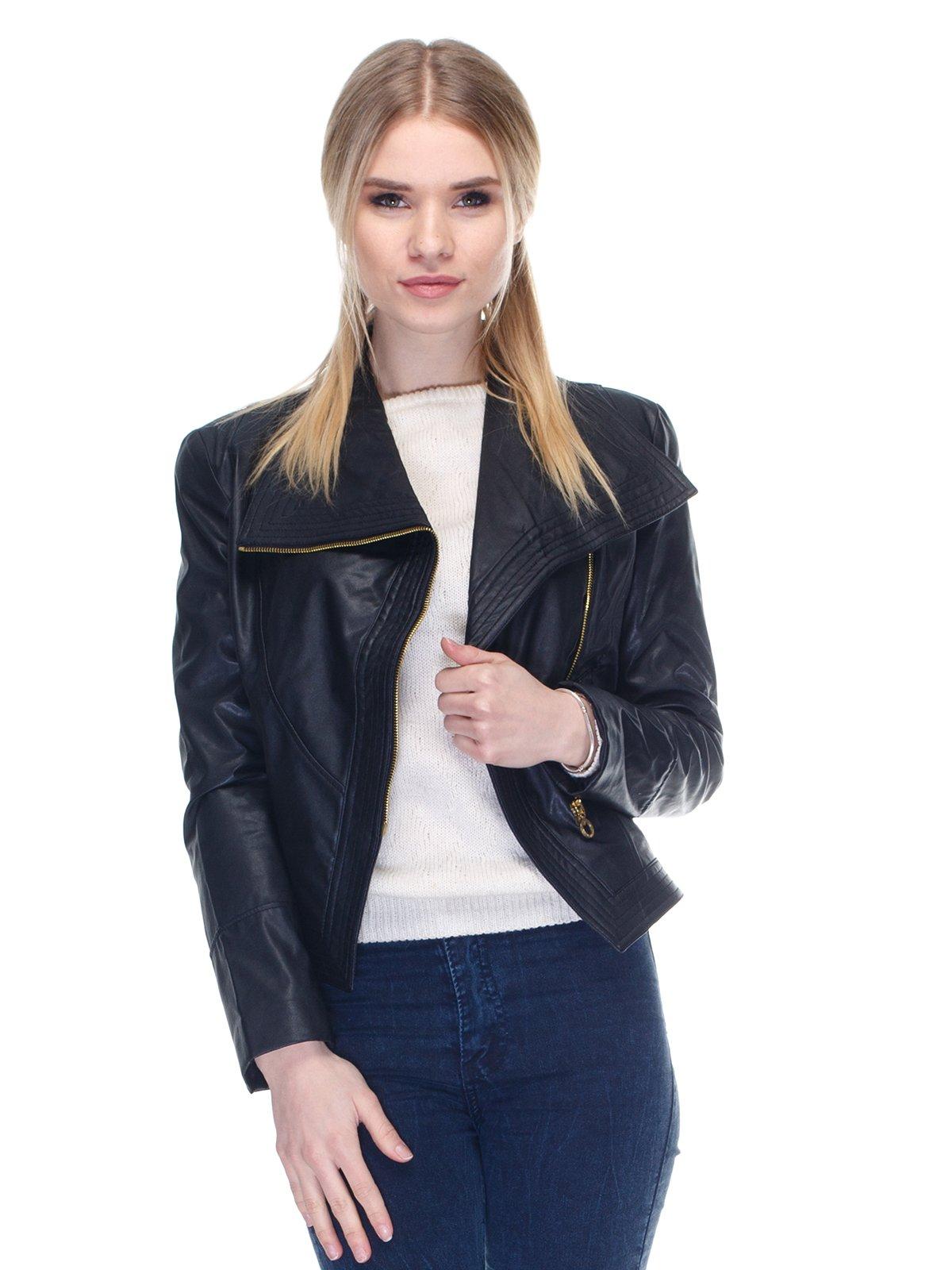 Куртка чорна | 2658617