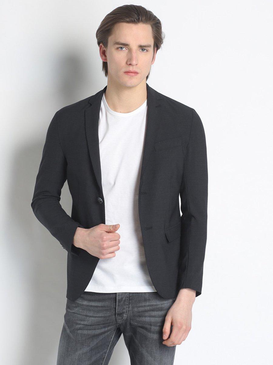 Пиджак черный | 2944548