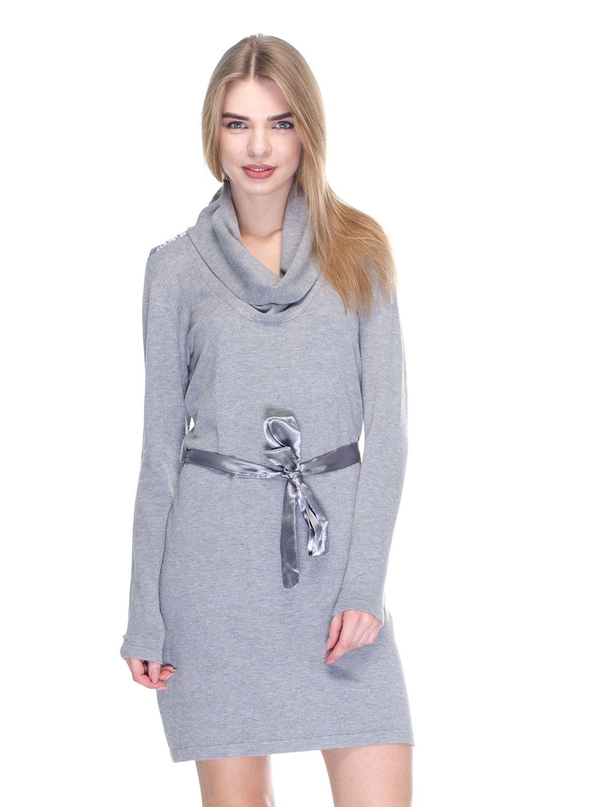 Платье серое | 2946809