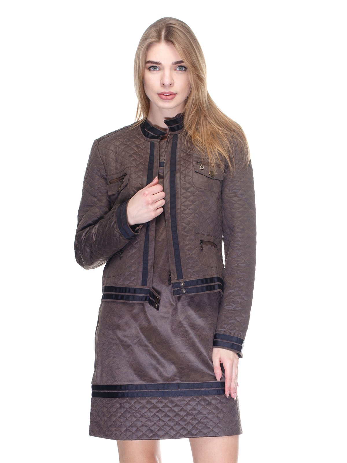 Платье коричневое | 2946782