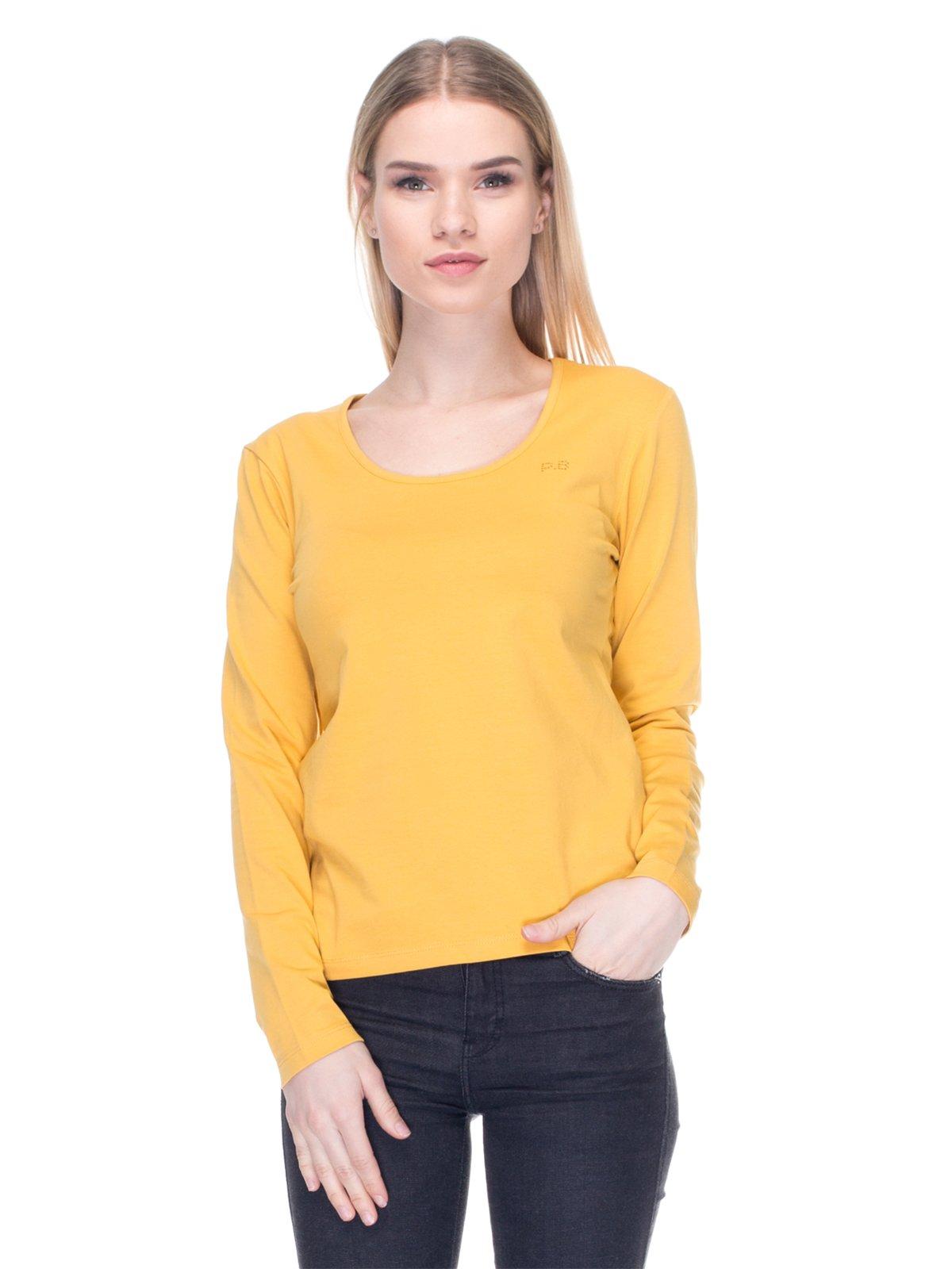 Джемпер желтый | 2946719
