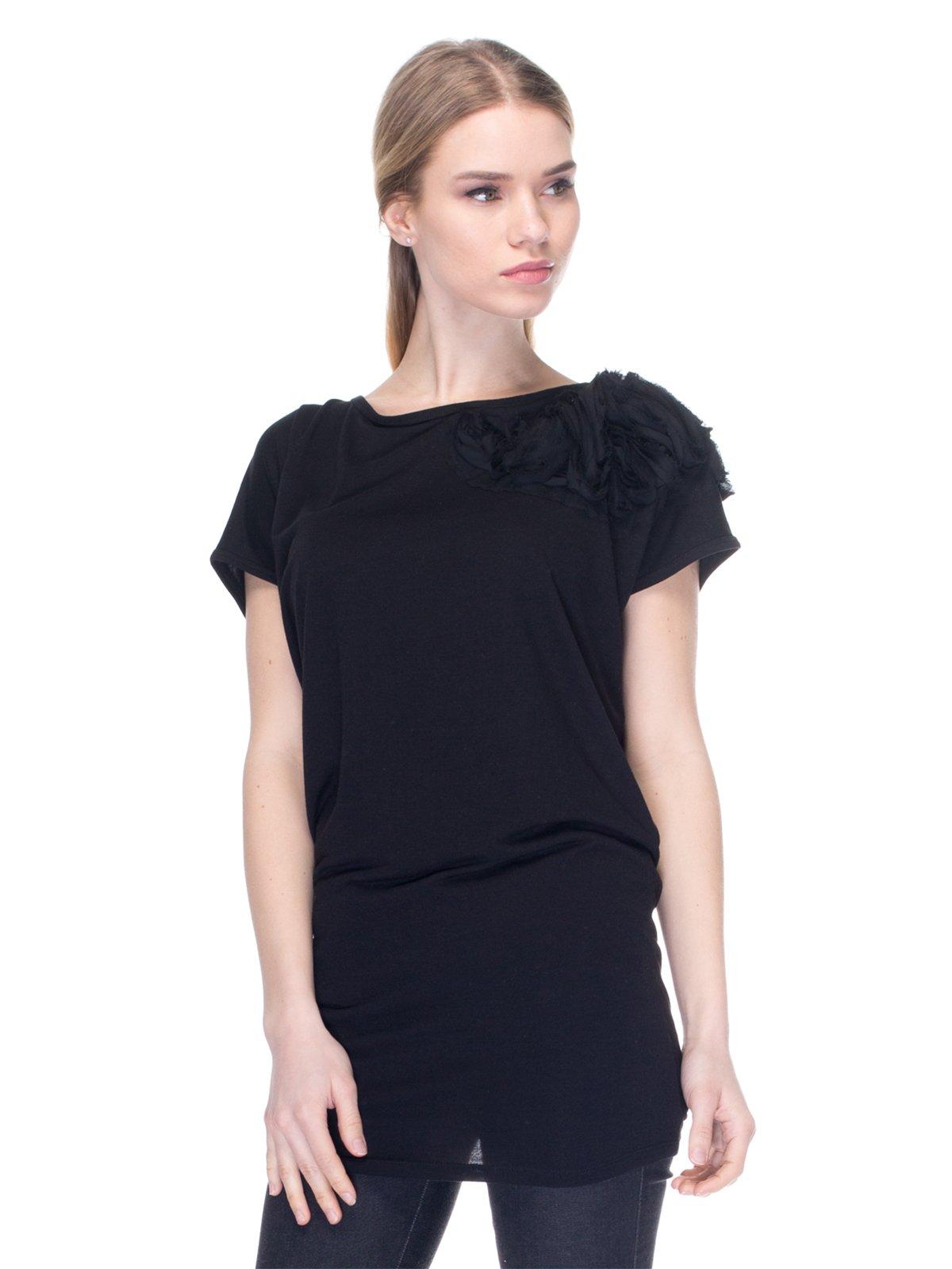 Блуза черная | 2946722