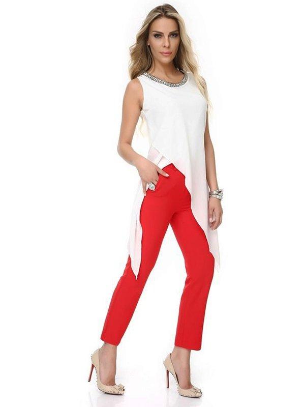 Штани червоні | 2955133