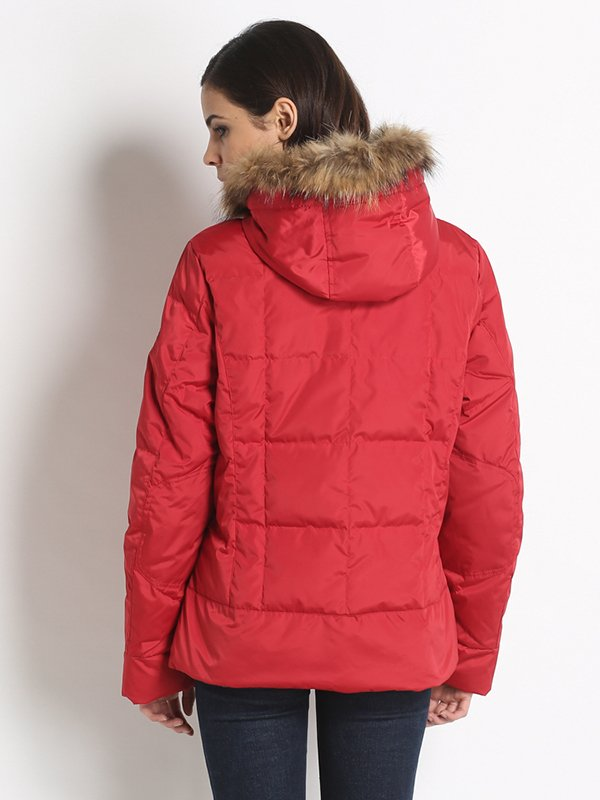 Куртка красная | 2925463 | фото 2
