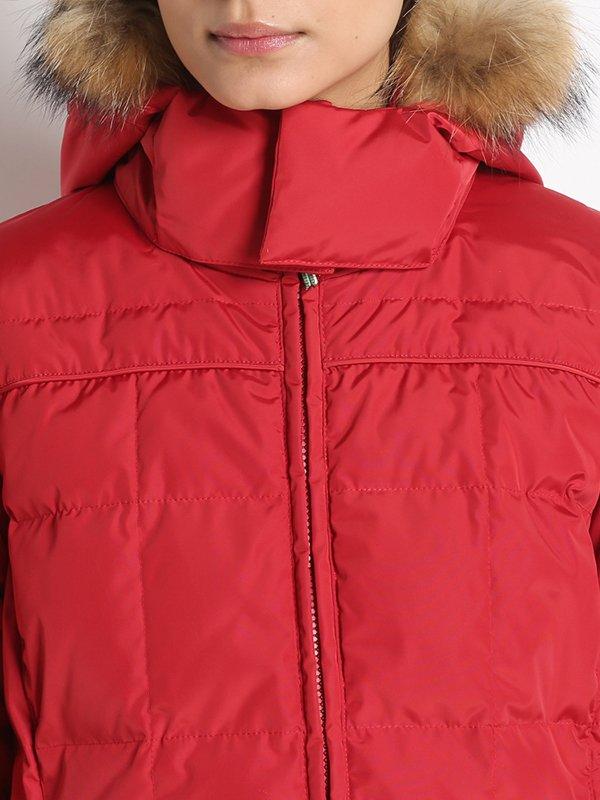 Куртка красная | 2925463 | фото 3