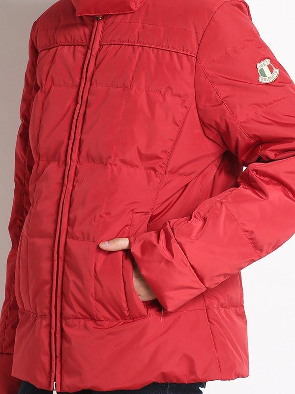 Куртка красная | 2925463 | фото 4