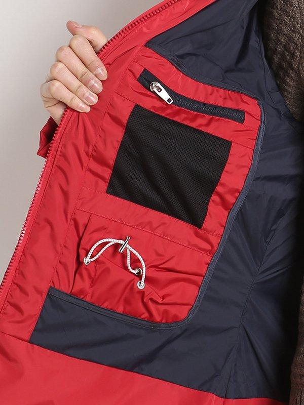 Куртка красная | 2925463 | фото 5