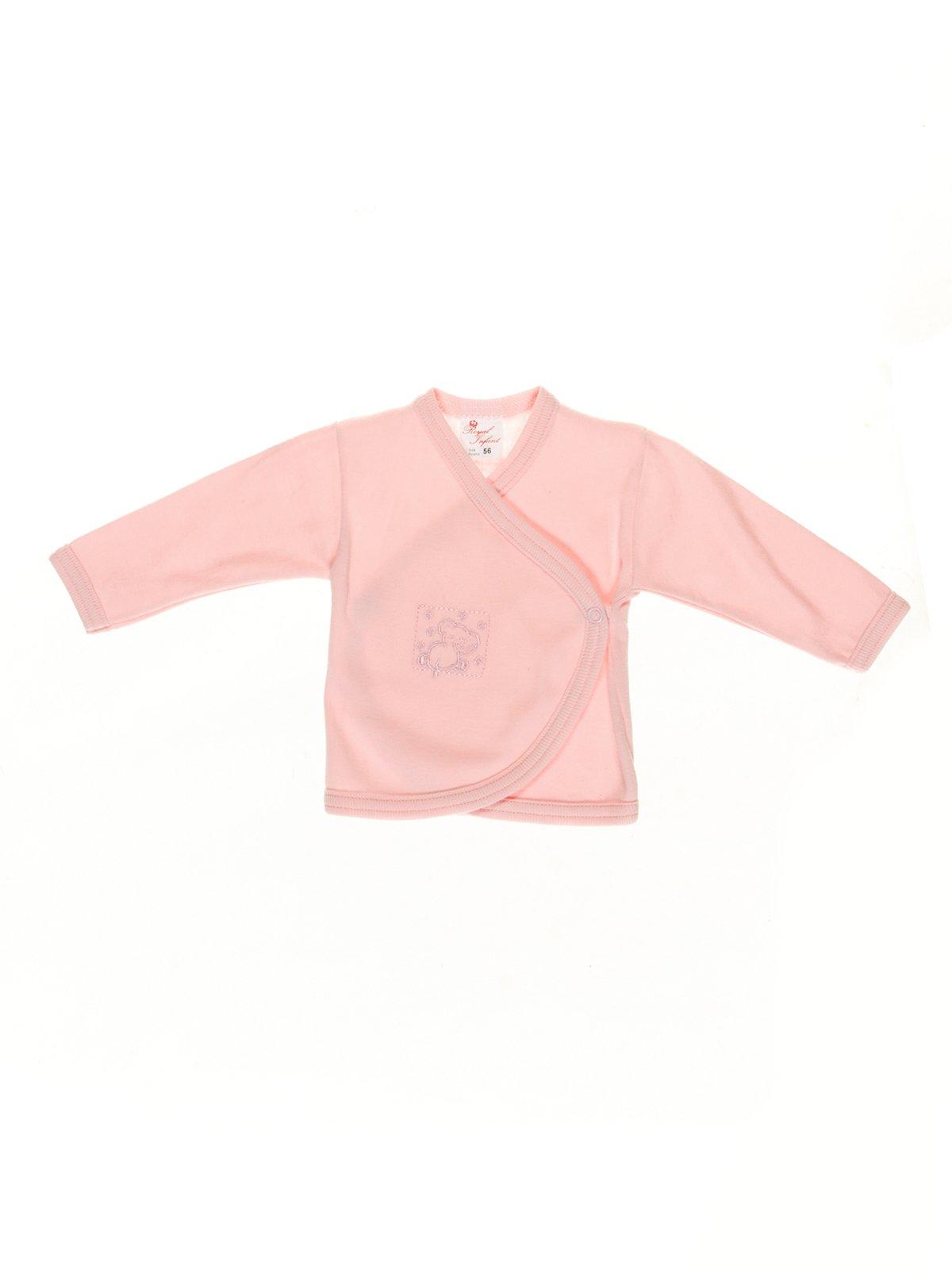 Распашонка розовая   2929962