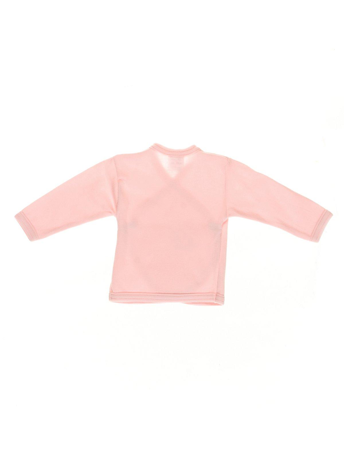Распашонка розовая   2929962   фото 2