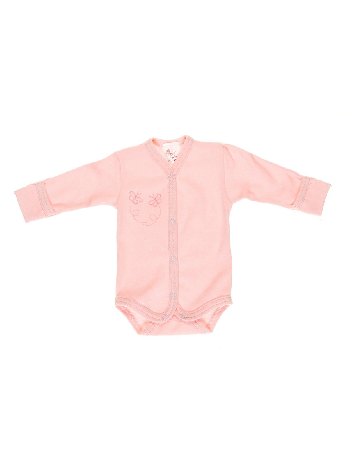 Боди розовое | 2954737
