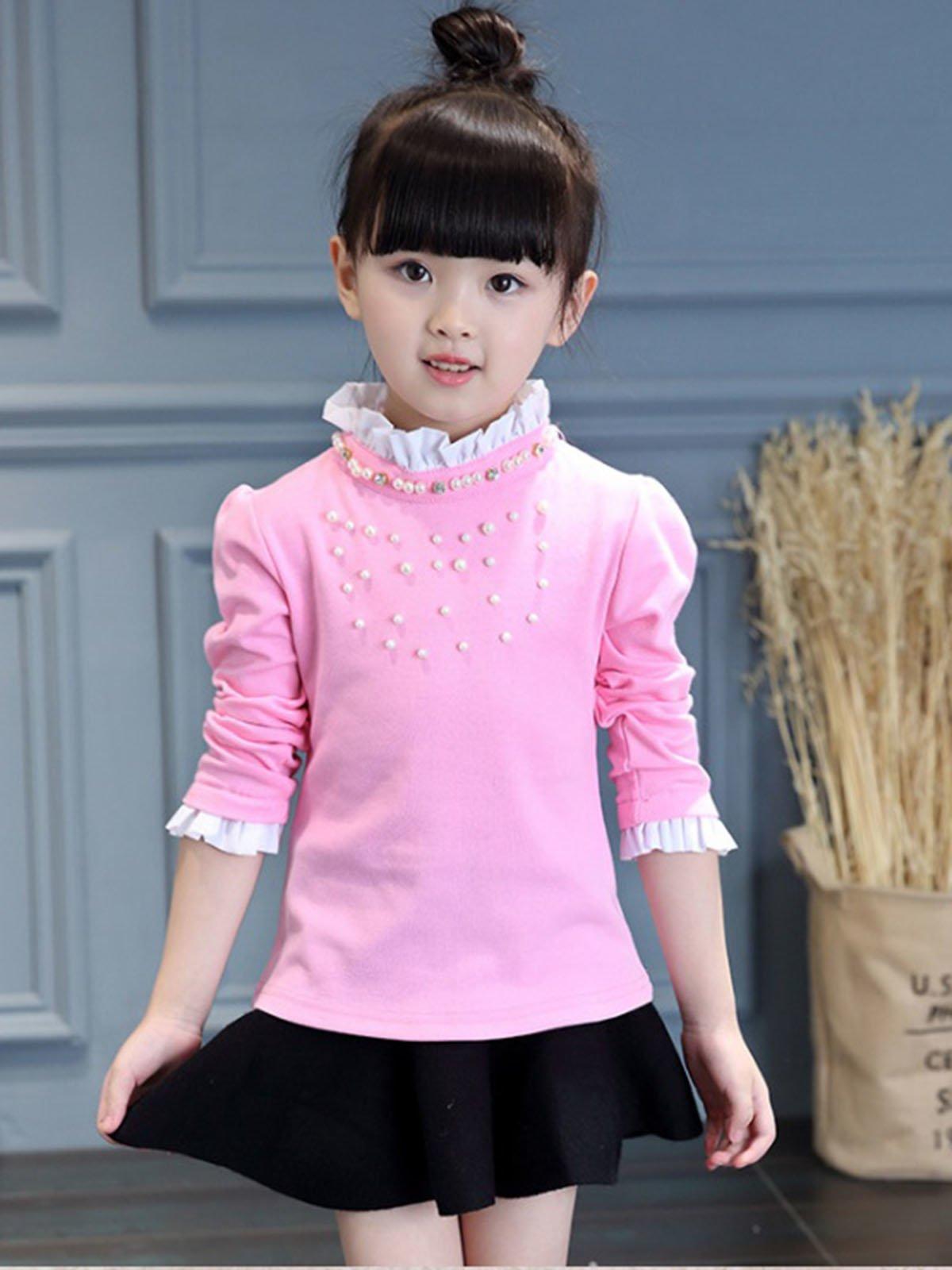 Блуза рожева | 2958025