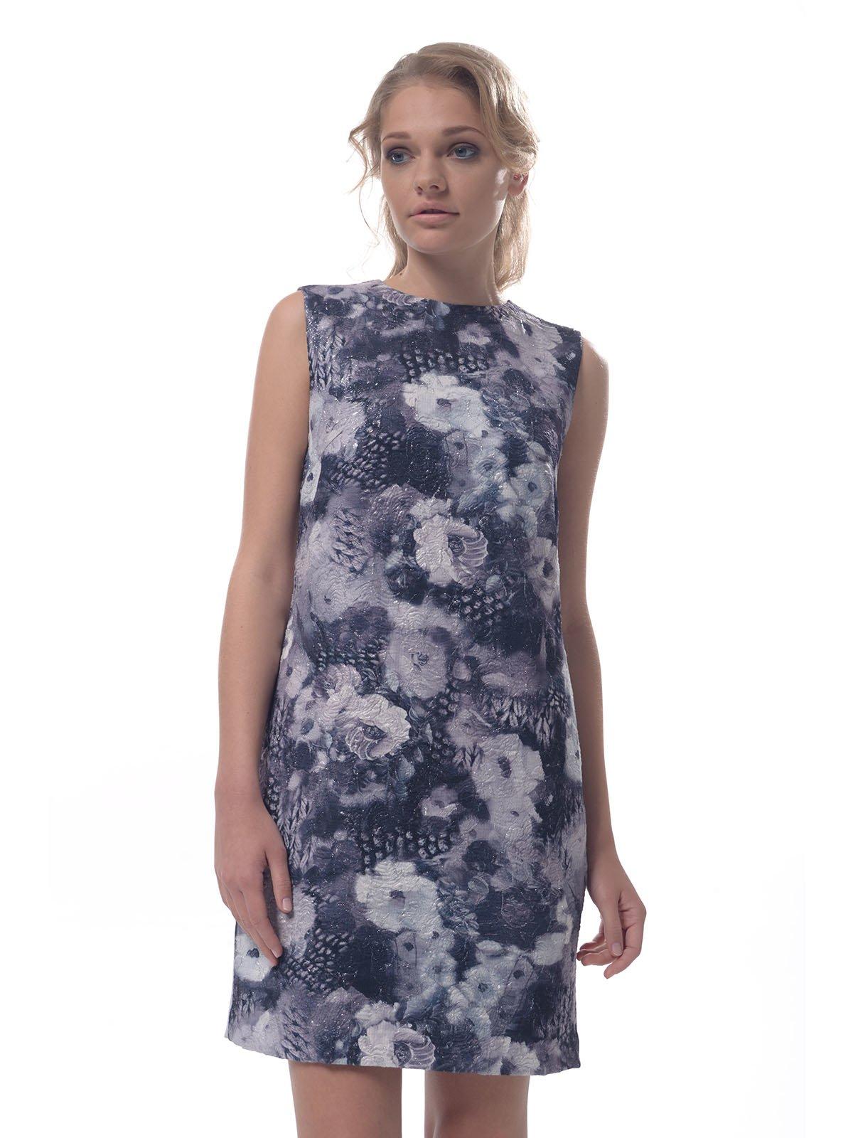 Платье в цветочный принт | 2957297