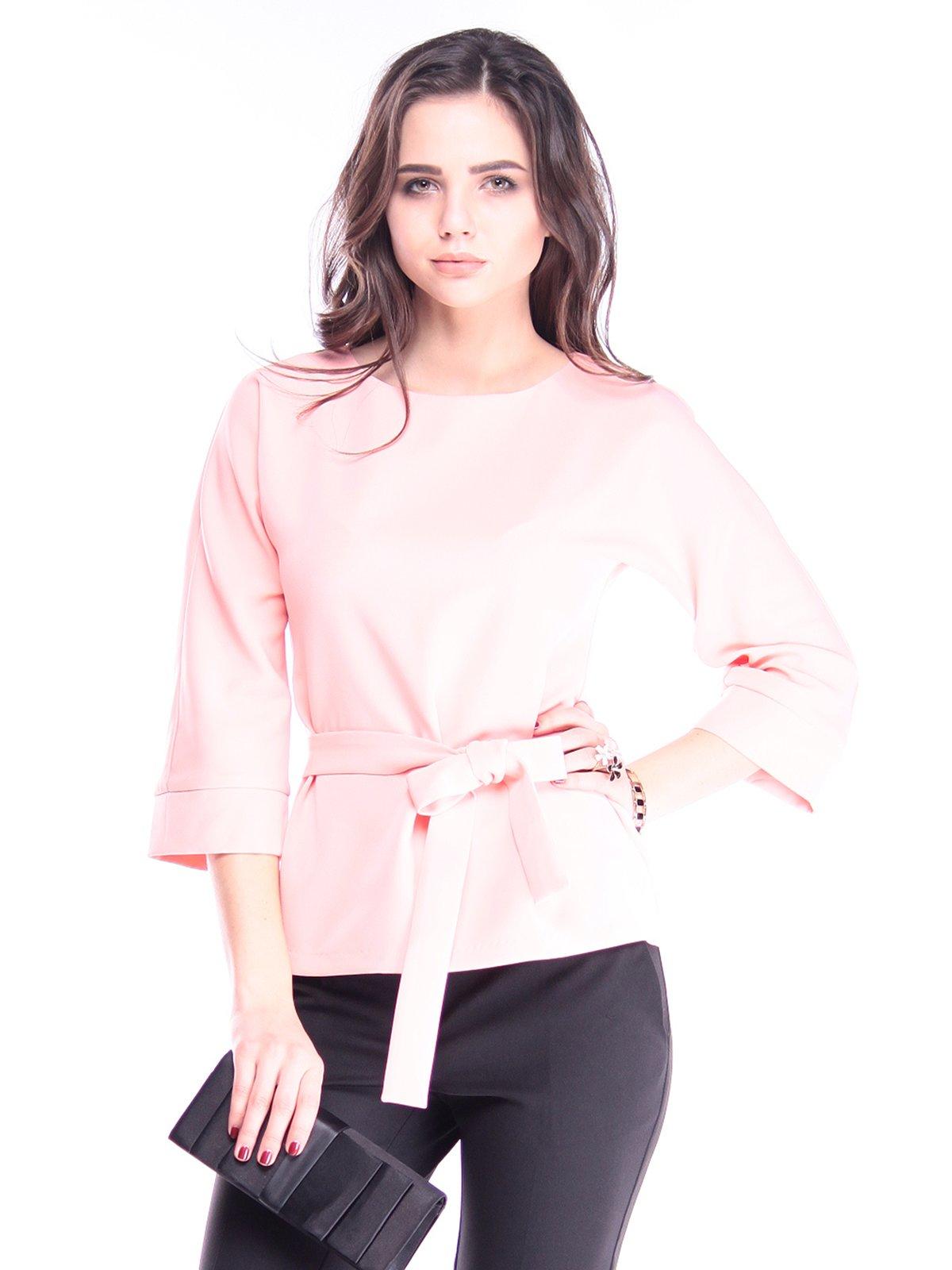 Блуза персикового кольору   2962822