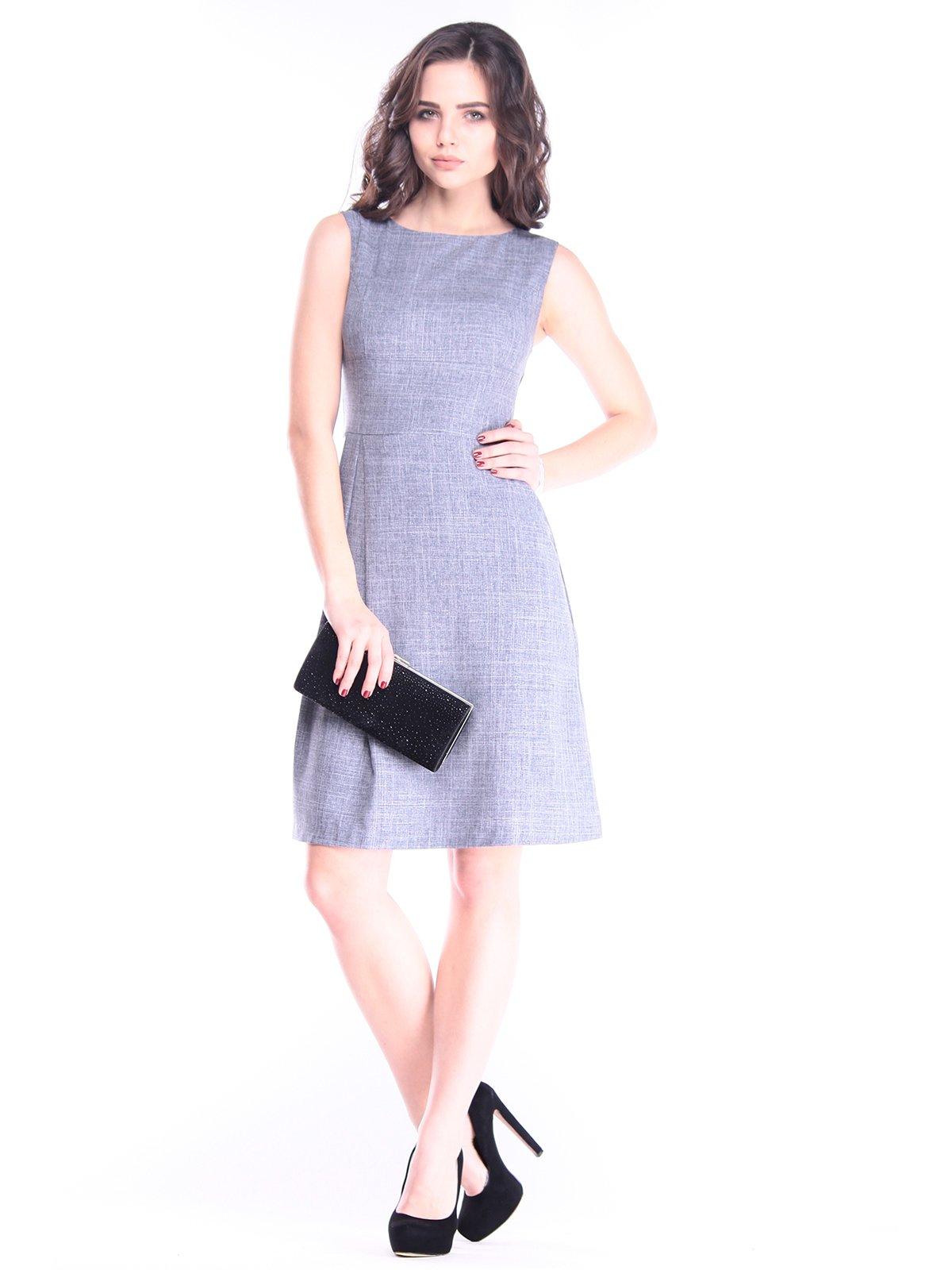 Платье дымчатого цвета   2962832