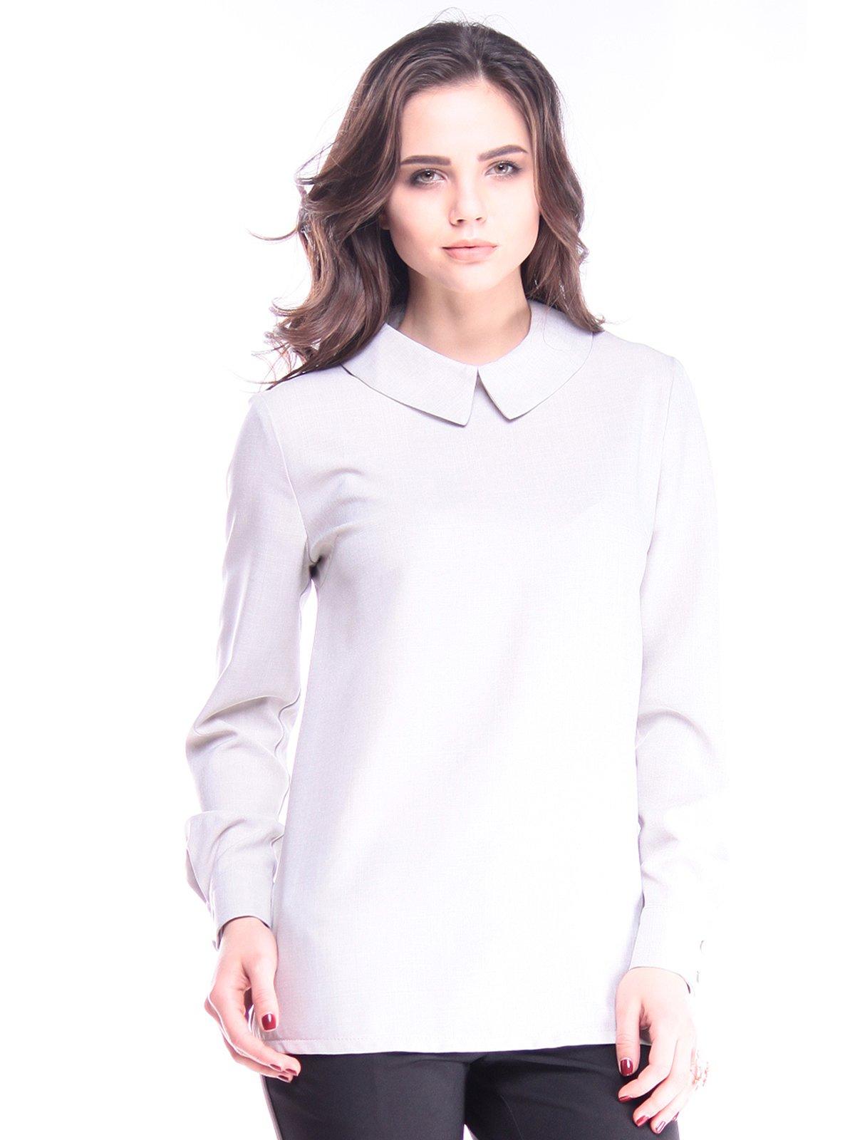 Блуза сіра | 2962855
