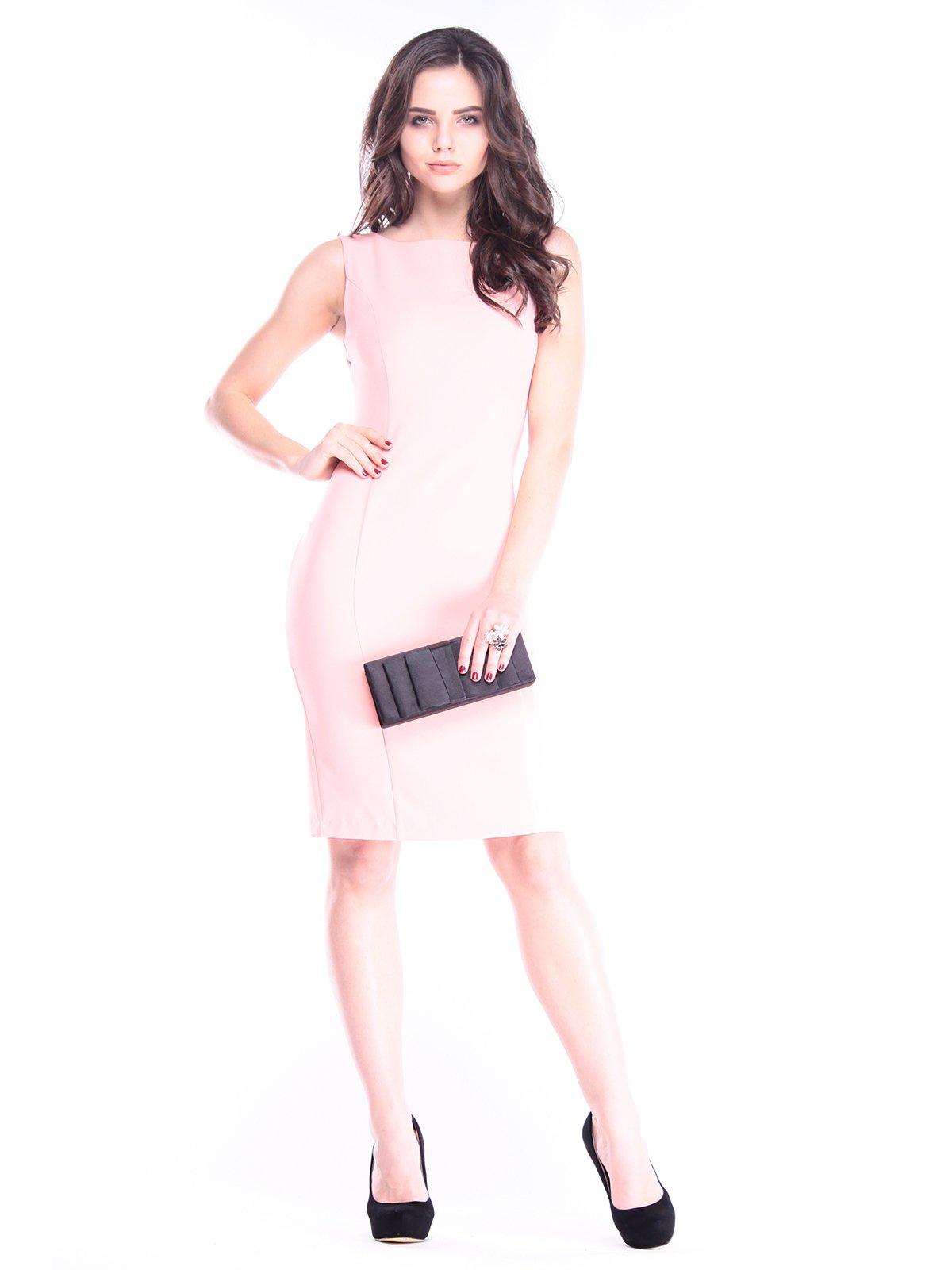 Сукня персикового кольору | 2962865